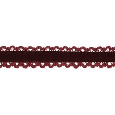 Maroon velvet & crochet choker (505 ARS) ❤ liked on Polyvore featuring jewelry, necklaces, chokers, crochet jewelry, loop necklace, crochet choker necklace, velvet necklace and velvet choker