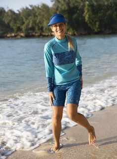 df72f3e93da1d UV Skinz UPF 50+ Spring Collection is here! Tons of new sun protective  clothing options to choose from including our Women s UPF 50+ Color Block  Sun   Swim ...