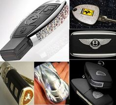 HOW MUCH? These supercar keys are ridiculous! #spon #luxury