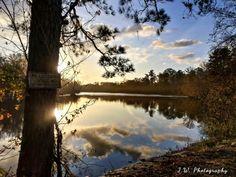 Pooles Bluff in Bogalusa, Louisiana