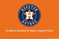New slogan for the Houston Astros