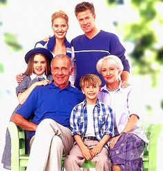 Families create extended families by bringing aging relatives into their homes