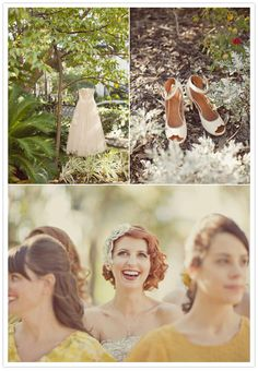 fun wedding...photography: julia robbs at our labor of love.