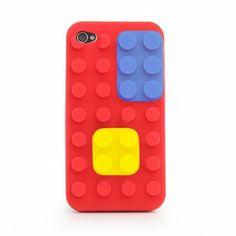 10a4e4a1806 Diferente y original carcasa de silicona para tu iPhone 4 donde pondrás un  toque de color