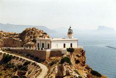 Albir Lighthouse, Spain
