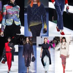 my special wear picks / #trends at Milano Fashion Week A/W 2018