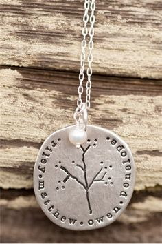 family tree necklace | Lisa Leonard Designs