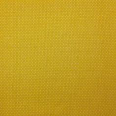 Coton imprimé pois tête d'épingle, les 3 mètres 10 € les coupons de saint pierre
