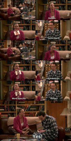 I love how Sheldon's flash cards are science related and Penny's are pop culture related! She's so proud when he recognises Khloe Kardashian xx Big Bang Theory Quotes, Big Bang Theory Funny, The Big Band Theory, Khloe Kardashian, Robert Kardashian Jr, Geek Culture, Pop Culture, Tristan Thompson, Big Bang Theory Zitate