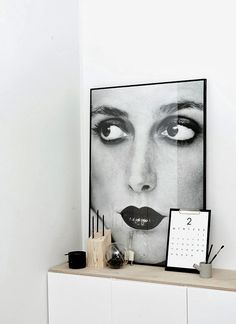 DIY for your home | Minimalistic RK Design calendar
