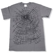 Shattered Shirt, Gray,  Large (42-44)