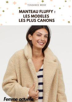08abc0b5e66 Manteau fluffy (ou moumoute)   les plus jolis modèles tendance et nos  conseils pour le porter