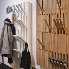 Piano Coat Rack by Patrick Seha