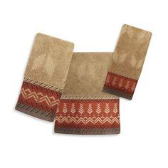 Wesley Bath Towel Collection - BedBathandBeyond.com