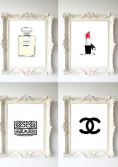 Love these pictures for home decor. So chic.