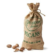 Georgia In-Shell Pecans from pearsonfarm.com; $13.50