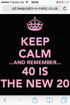 40 jaar!
