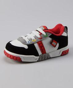LEGO Shoes on #zulily today!  http://www.zulily.com/invite/jpalmer893/p/white-black-archer-sneaker-28260-2346868.html?tid=social_pin_ref_shareviaicon_na_zcvp_f6f17115d8fd50db83e6639b727c4f44=2346868