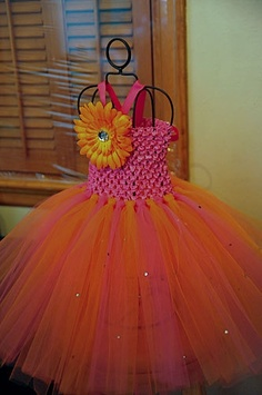 Custom tutu dress