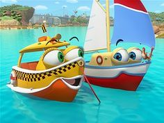 Sydney Sailboat - ABC KIDS