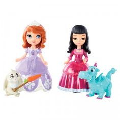 Sofia the First Princess Sofia & Vivian with Animal Friends