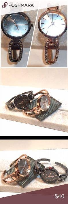 🎊🎊🎊Watch Cuffs🕧🕔🕚 Gorgeous and Glamorous cuff adjustable watches choice of two colors ariana   Accessories Watches