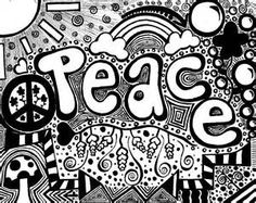 Hippie Coloring Pages - Bing images