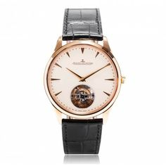 Jaeger-LeCoultre Master Ultra Thin Tourbillon Mens Watch Q1322510