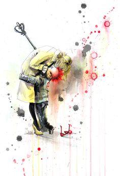 BROKEN DOLLL by ~lora-zombie on deviantART