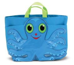 Nice sized bag for holding toys