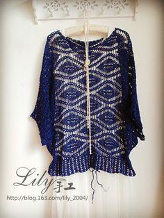 [Lily Mano] - Escuchar a que la felicidad - la versión de lentejuelas suéter ocasional - Lily - mundo tejido a mano de Lily