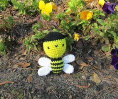 Plush Bumblebee