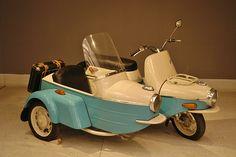 Cezeta 502 Scooter