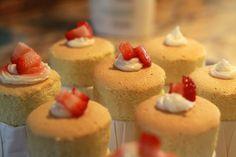 tickle me love: japanese cheesecake cupcakes