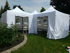 Row Covers, The Row, Gazebo, Outdoor Structures, Deck Gazebo, Cabana, Arbors