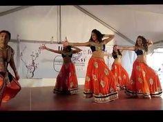 Bollywood Dance performance by the Mona Khan Company1