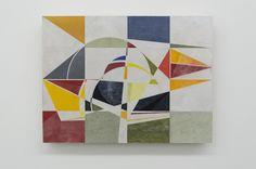 Sarah Chilvers - UNTITLED (BC_SC2016_07) - Gouache on paper, 30.1 x 40.5 cm