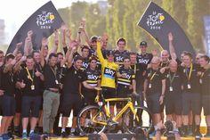 Le Tour de France 2016 Stage 21