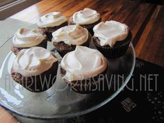 Grain free coconut flour carrot cupcakes with cream cheese frosting- would like to try this one