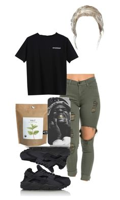 """""""1/2/2015"""" by queen-alicia ❤ liked on Polyvore featuring NIKE"""