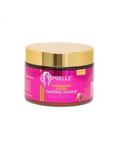 Mielle pomegranate and honey twisting souffle natural hair styling gel Curly Hair Styles, Natural Hair Styles, Type 4 Hair, Best Natural Hair Products, Aqua, Benzoic Acid, Grenade, Jojoba, Sally Beauty