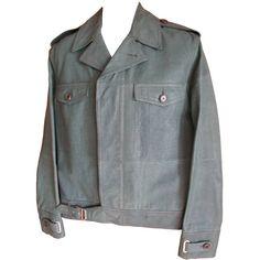 Hermes JPG Mens Lizard Moto Jacket