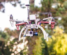 Einmal alles über unsere Drohne! Wir haben in unserem Blog gestöbert und euch die gesamte Story zum Aufbau zusammengestellt.