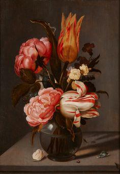 AMBROSIUS BOSSCHAERT né et mort à Anvers 1609-1645