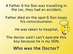 #Father #Son #Doctor #accident #medical #operate #boy #car #died
