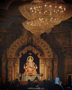 49 Likes, 0 Comments - Pratik Soni Pune Ganpati, Dagdusheth Ganpati, Shri Ganesh Images, Ganesha Pictures, Sai Baba Hd Wallpaper, Ganesh Wallpaper, Ganesha Painting, Ganesha Art, Ganpati Bappa Photo