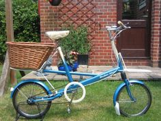 David Hembrow, basketmaker - Bicycles fitted with my baskets