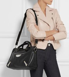 The Balenciaga City is probably one of the most coveted handbags around. This bag has been seen on the arms of celebrities since (practically) the beginning.