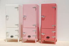 Hey, I found this really awesome Etsy listing at https://www.etsy.com/listing/153350253/high-pink-cooler-fridge-freezer