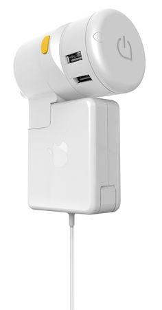 TWIST+ World Charging Station - Adapter - OneAdaptr